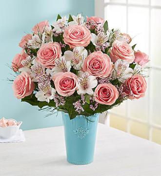 Blushing Bella Blooms