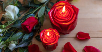 Beeswax Roses