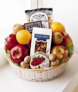 Fruit & Munch Basket
