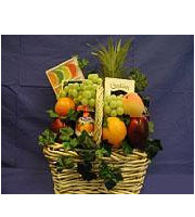 Kosher Fruit & Gourmet Basket