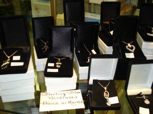 Sterling Sliver Necklaces