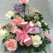 MOTHERS DAY CARNATION ARRANGEMENT