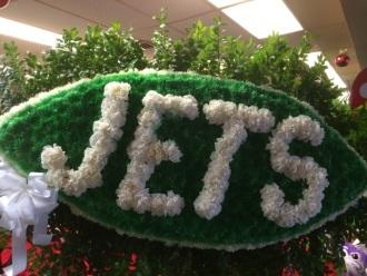 Jets logo custom