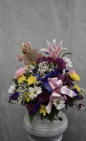 mothers day spring basket