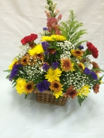 Pequa Autumn Basket
