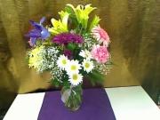 Pequa Colorful Vase 002