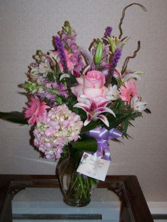 Pequa Pink Vase 001