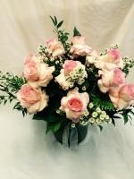 Pequa Esperanza Rose Vase