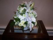 Pequa White Basket 002