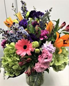 Emil Yedowitz Designed Mixed Bouquet