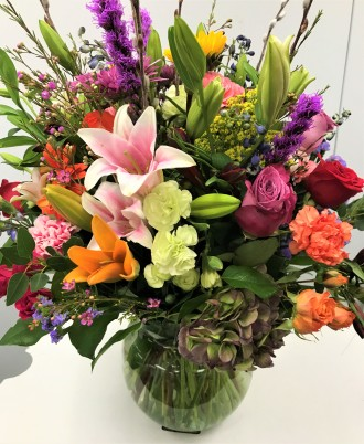 Emil Yedowitz Designed Large Mixed Bouquet