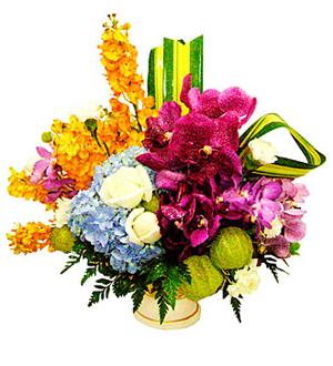 Warmest Heart Arrangement of Flowers