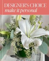 Designer's Choice - Make it Personal
