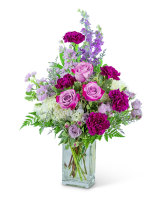 Majestic Garden Vase