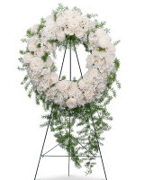 Eternal Peace Wreath