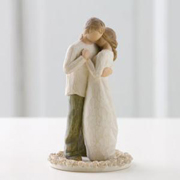 Willow Tree: Promise Cake Topper