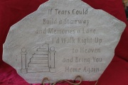Large Memorial Stone A2