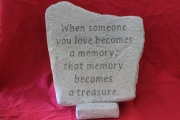 Medium Memorial Stone B20