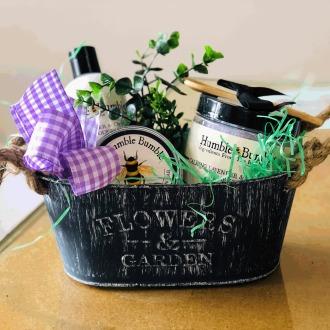 Luscious Lavender Tote
