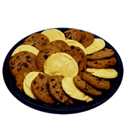 Gourmet Cookie Tray - Large (24 Cookies)