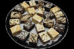 Dessert Cake Variety Tray - Large (24 Cakes)