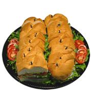 Italian Sub Sandwich Platter - 4 Foot