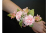 Corsage alstromeria and mini carnations