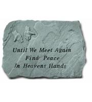 Until we meet again... Stone