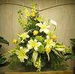 One-Sided Traditional Sympathy Arrangement