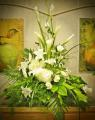 Upscale Traditional Sympathy Arrangement