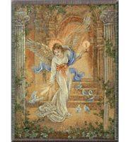 Angel Light Afghan
