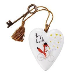 Joy Ride Art Heart