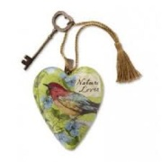 Nature Lover Art Heart