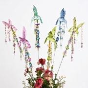 Hummingbird Planter/Garden Decor