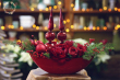 Holiday Pave Centerpiece