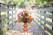 Fall Harvest Vase