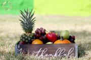 Thankfull Fruit Basket