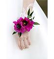 Fuchsia Anemone Wrist