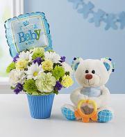 Lotsa Love-Welcome Baby Boy