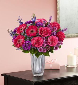 Because You\'re Mine Flower Bouquet