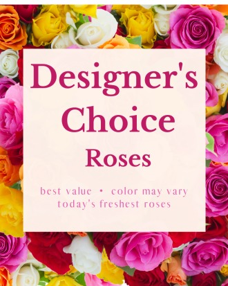 Designer\'s Choice - Roses