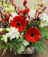 Colonials Holiday Bouquet