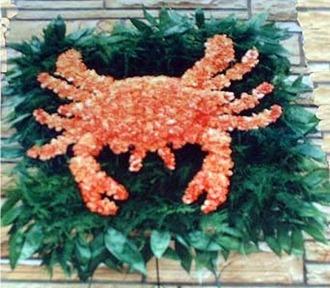 Stein Crab Special Design Piece