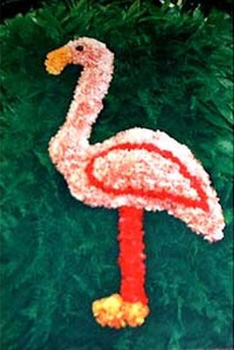 Stein Flamingo Special Design Piece