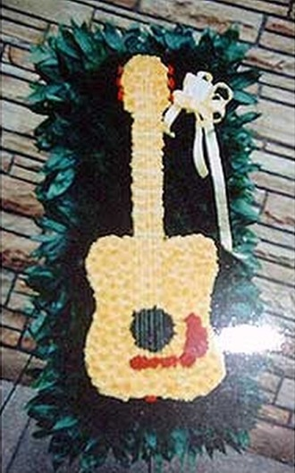 Stein Acoustic Guitar Special Design Piece