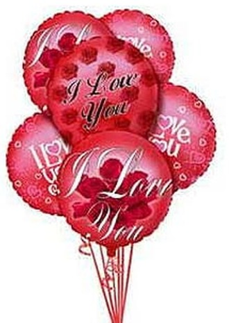 Stein Love Mylar Balloon Bouquet