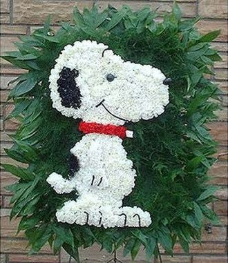 Stein Snoopy Special Design Piece