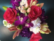 Mixed Bouquet w/ Orchids