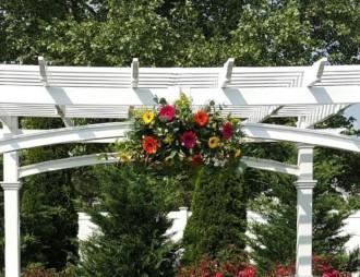 ceremony arch pieces