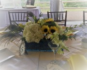 Rectangle Centerpiece
